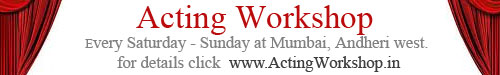 Ating Workshop : Learn Acting