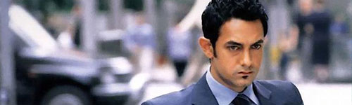 Aamir khan Jamactor of india